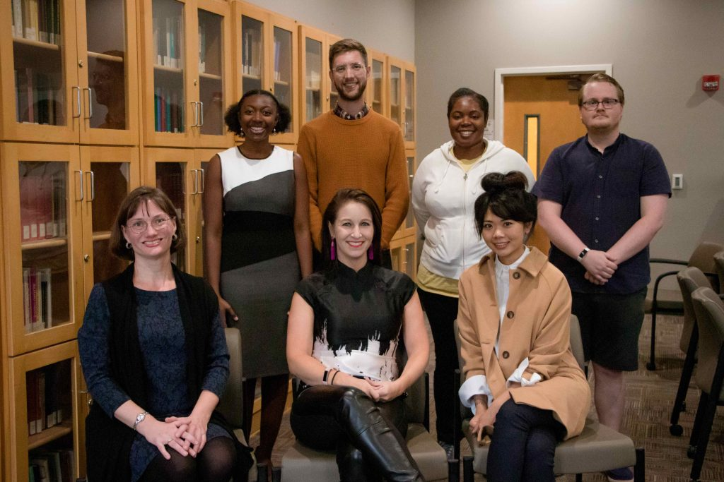 Members of the 2019/2020 Diversity Committee