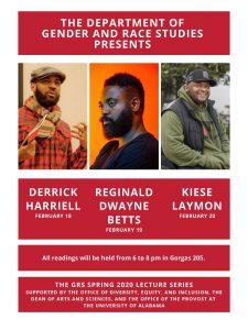 Flyer for Feb. 8 GRS Speakers